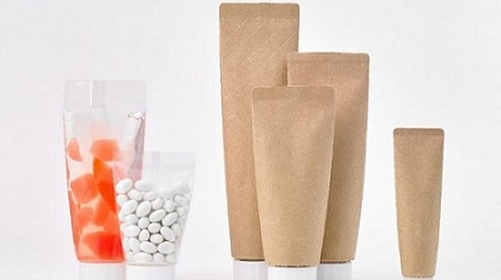 How far can paper replace plastics?