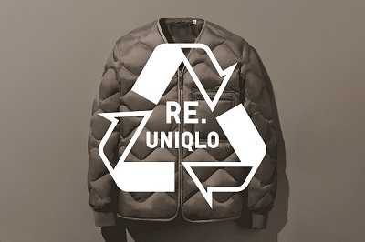 """UNIQLO Announces """"Re.UNIQLO"""" Circular Sustainability Program"""