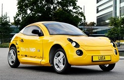 EconCore proud to be key partner of sustainable concept LUCA car