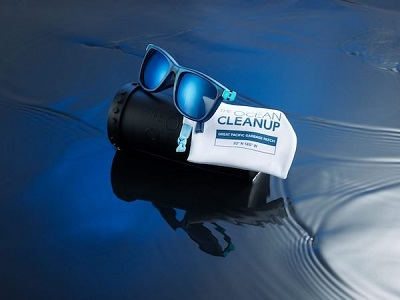 Holland Colours teams up with The Ocean Cleanup to create recycled sunglasses