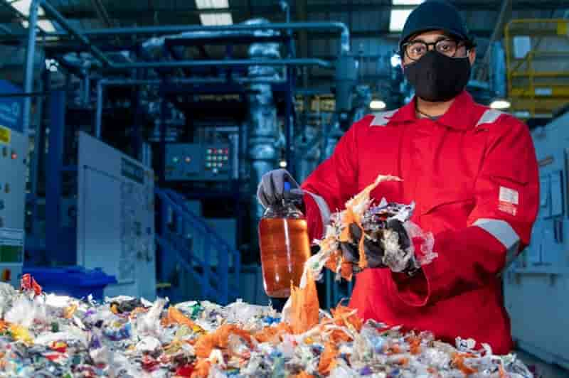 Recycling Technologies, Neste and Unilever combine expertise to test and validate systems to chemically recycle waste plastics