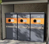 TOMRA makes beverage container recycling work in any conditions