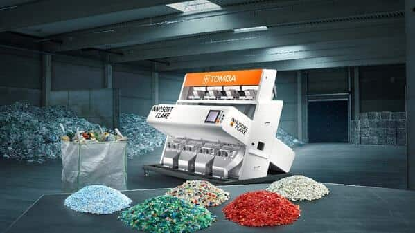 TOMRA SORTING RECYCLING'S LATEST PLASTIC FLAKE SORTING SOLUTIONS DELIVER UNPARALLELED RECOVERY AND PURITY RESULTS IN POLYOLEFINS RECYCLING