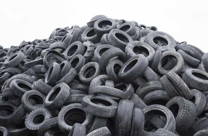 Trinseo Forms Commercial Partnership with Tyre Recycling Solutions