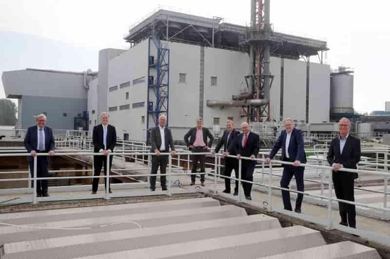 Larger scale production unit for uniquely degradable bioplastic