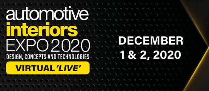 Automotive Interiors Virtual Live