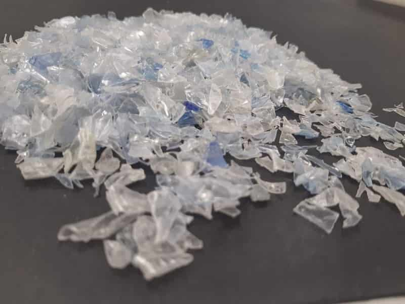 Petrochemical PET Recycling Packaging