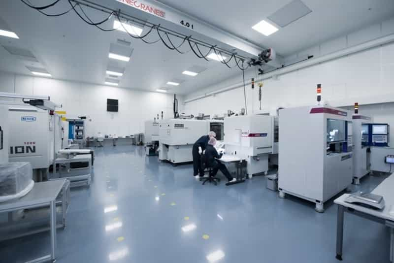 Gerresheimer: More space for the Small Batch Production of plastics