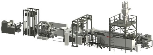 Gneuss launches new MRSjump for unique PET Tray-to-Tray recycling