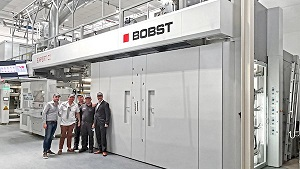 Nuova Erreplast and BOBST partnership