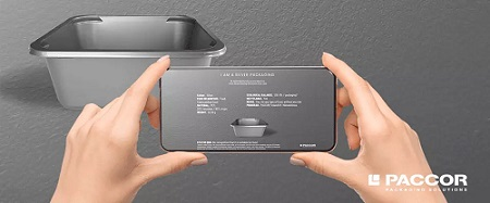 PACCOR gives plastic packaging a digital identity