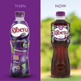 Ribena rolls out major packaging redesign