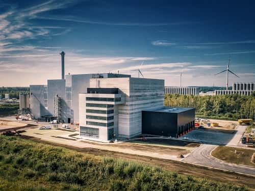 Newly commissioned Biostoom waste-to-energy plant delivers steam and electricity to Borealis in Beringen, Belgium