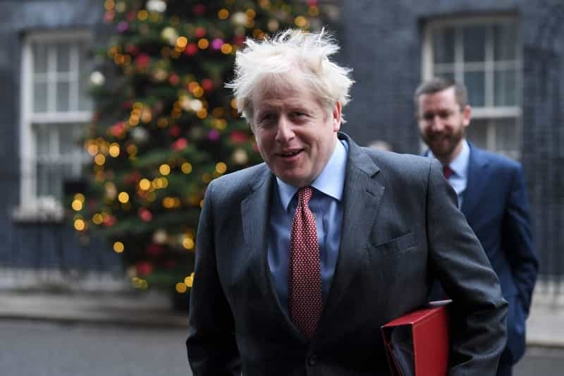Boris Johnson: Brexit deal looks 'very, very difficult'