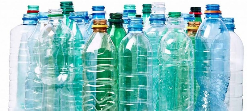PET bottle recycling rate drops in US