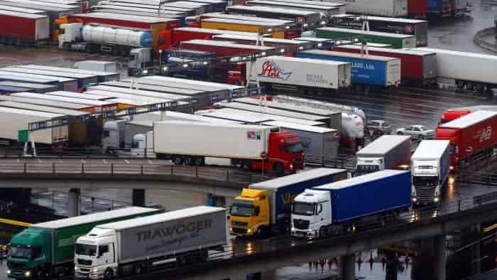 UK-EU logistics woes mount as companies stock up ahead of Brexit deadline