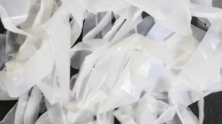 Plastic Alternatives Made From Industrial Waste