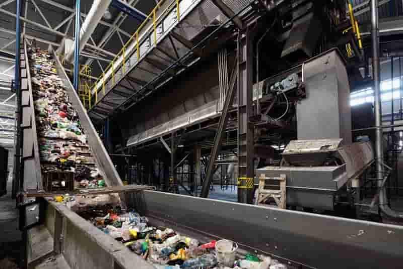 Petrochemical Hydrogen TextileRecycling