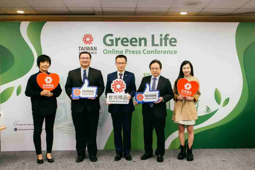Taiwanese Firms to Champion the Development of Eco-friendly Products