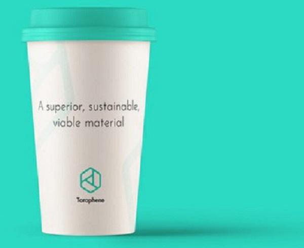 Toraphene creates biodegradable material containing graphene