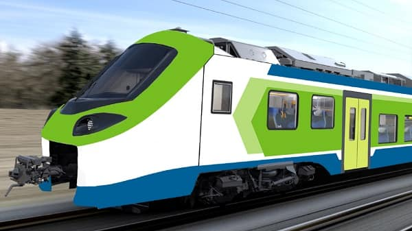 Alstom to supply Italy first hydrogen trains