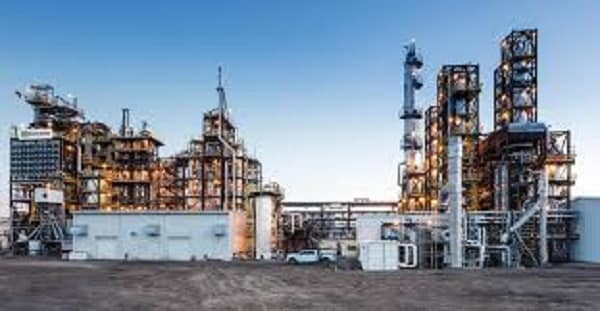 Shell invests in Quebec's first waste to low-carbon fuel plant