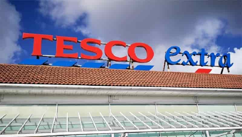 Tesco removes one billion pieces of plastic packaging