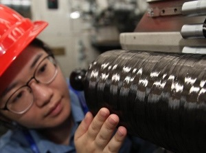 -Construction for EUR 444m large tow carbon-fibre plant begins in China