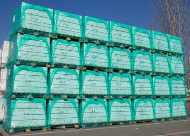 Aliplast film waste recycling initiative yields success