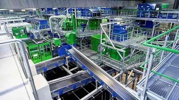 PreZero opens light packaging sorting plant in Belgium