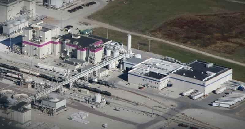 Corbion to expand lactic acid production at Blair, Nebraska site