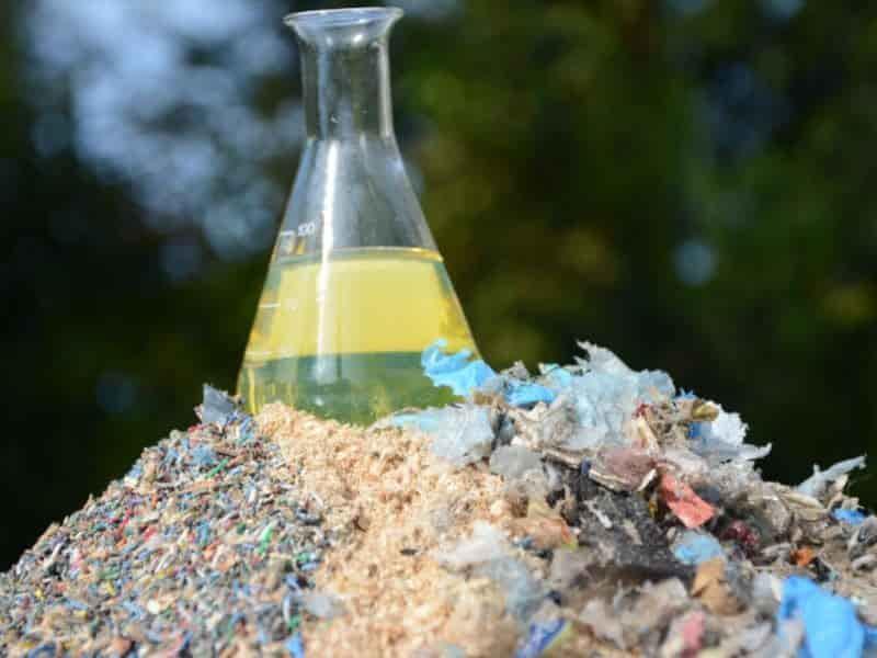 Plastic BioPolymers Oil Polyolefins