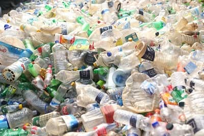 -More than half of world's plastic has ended up in landfills or nature