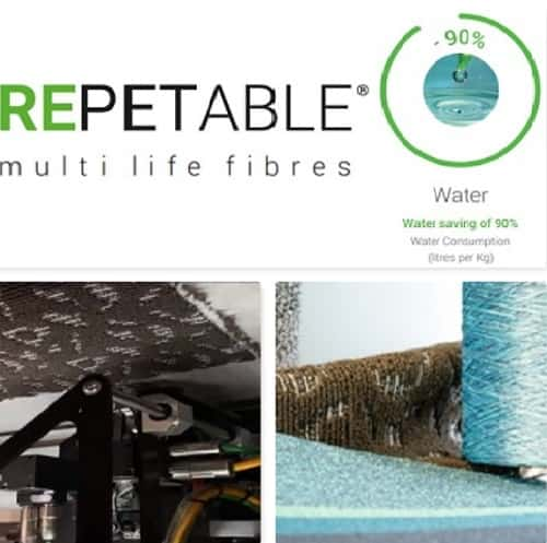 Colors and sustainability in contract and automotive carpeting