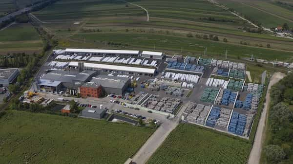 Austria-based recycling specialist significantly increases capacities for food-grade rPET