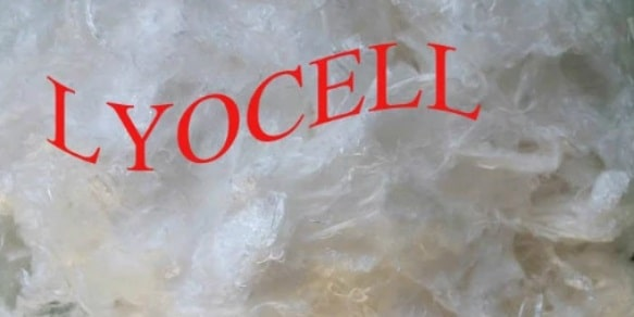Why lyocell hard to jump like other fibers?