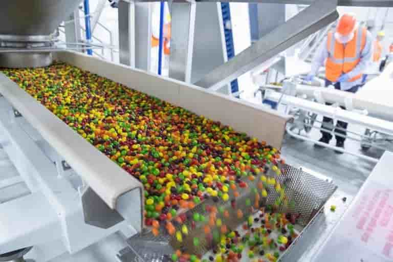 Skittles bowled over by compostable packaging