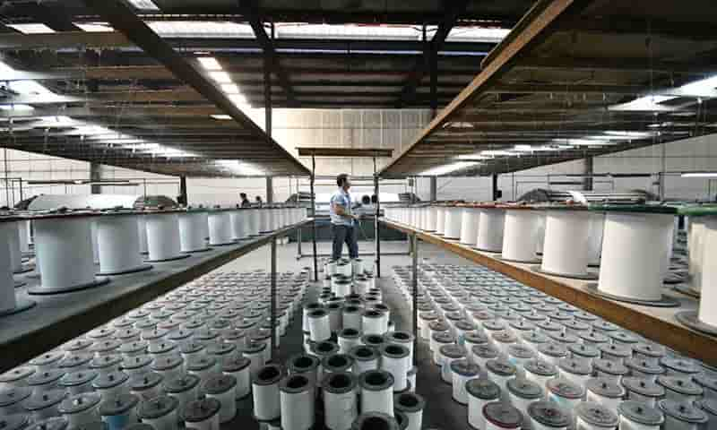 EU and US still replenishing China' s textile and apparel
