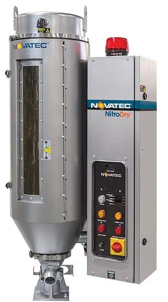 Novatec Offers Industry's Only Self-Generating Nitrogen Dryer