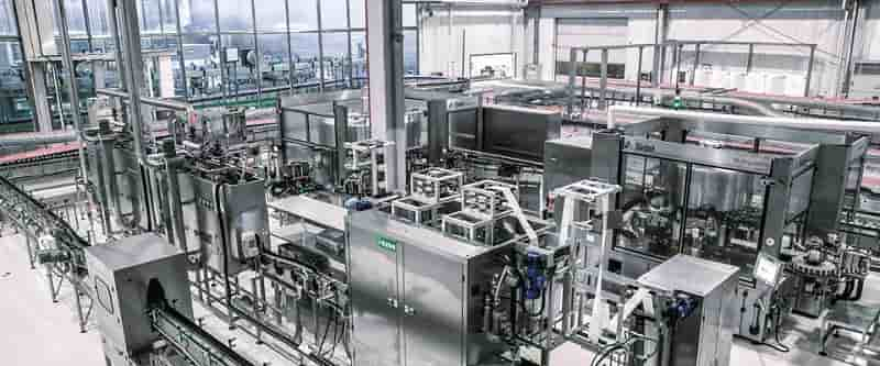 Nongfu Spring in China trusts Sidel's dry preform sterilisation to enhance its aseptic production flexibility