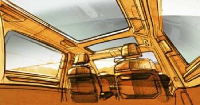 VW teases revamped Multivan interior