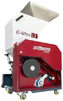 WITTMANN G-Max granulators are always under tension