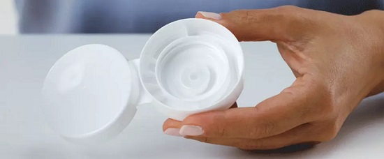 ALPLA Recyclable cap with an innovative dosing mechanism