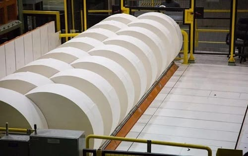 US COMPANY DOMTAR TO EXPAND EAM FACILITY FOR AIRLAID NONWOVENS