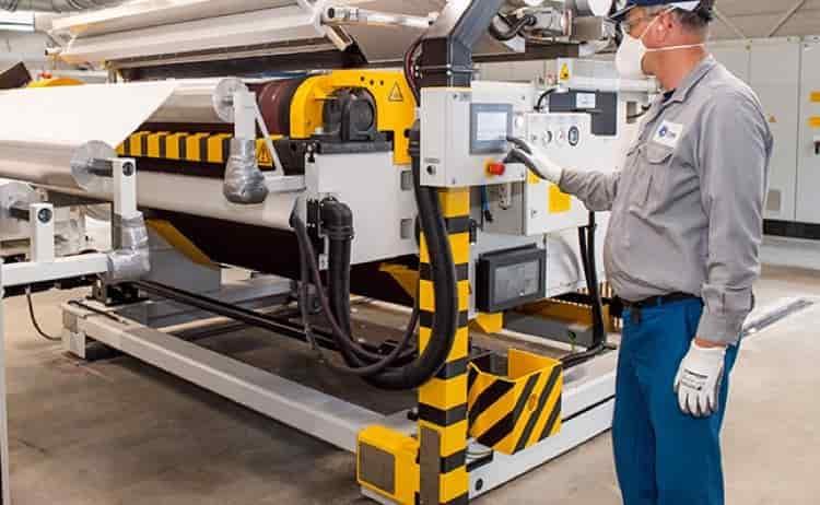 Dutch PPE Solutions starts meltblown production