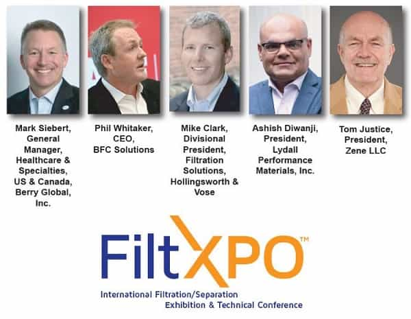 Key questions will offer new perspectives on filtration