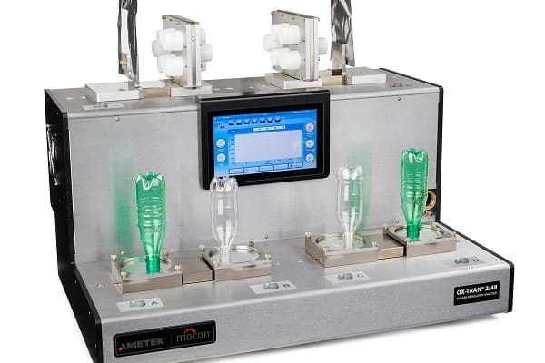Oxygen Permeation Analyzer for Bottles, Pods, and Other Whole Package Forms