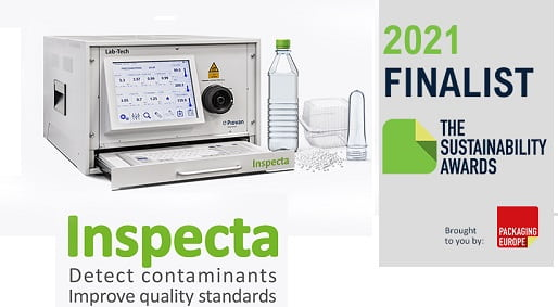 INSPECTA BE, FINALIST AT THE SUSTAINABILITY AWARDS 2021