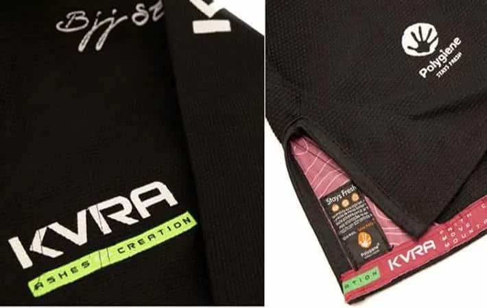 Sweden's Polygiene & Brazil's KVRA launch odour-free jiu-jitsu uniform