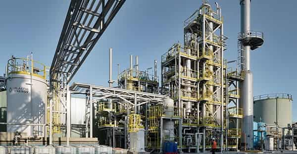 Total and Plastic Energy to Build First Chemical Recycling Plant in France